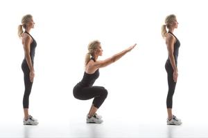 2eme-exercice-pour-perdre-du-ventre-air-squat
