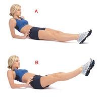 exercice-pour-perdre-du-ventre-gainage-jambes-tendues