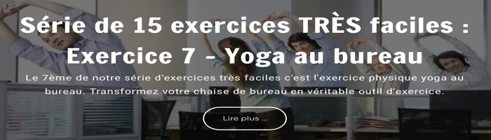 s rie d 39 exercices tr s faciles 8 exercice physique yoga sur chaise. Black Bedroom Furniture Sets. Home Design Ideas