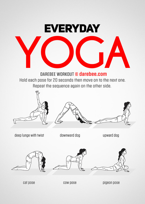 s rie d 39 exercices tr s faciles 14 exercice physique yoga chaque jour. Black Bedroom Furniture Sets. Home Design Ideas