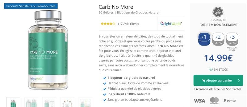 carb-no-more